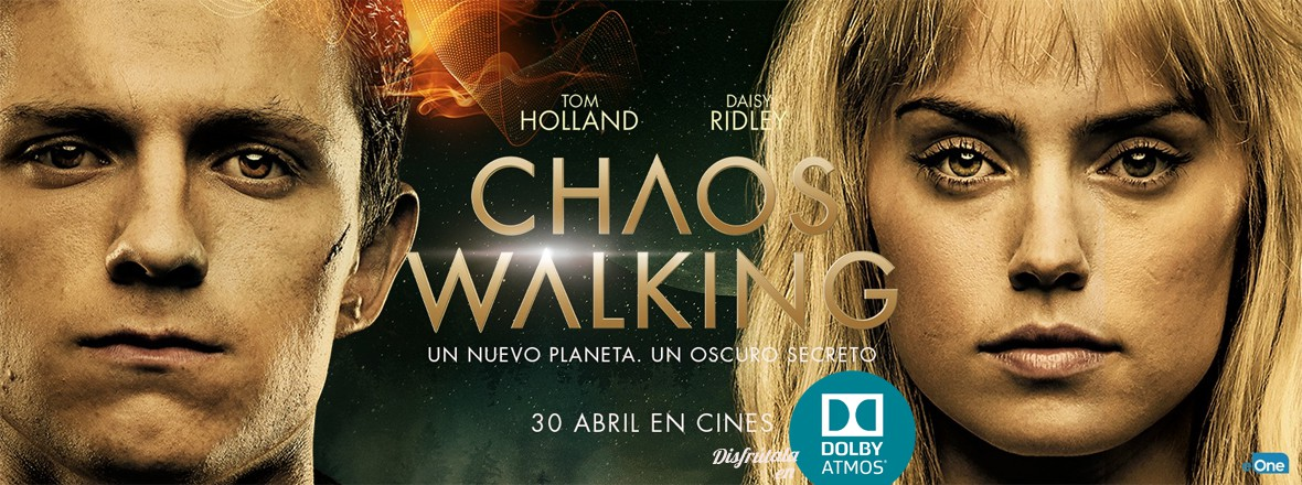 K - CHAOS WALKING ATMOS