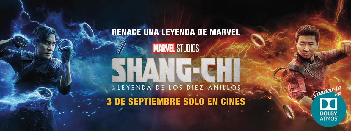 D - SHANG CHI